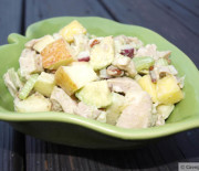 Tropical Chicken Salad (paleo and gluten-free)