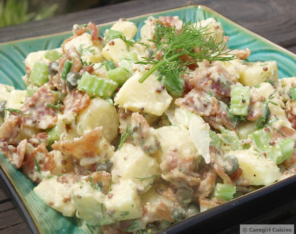 Potato-Free Fauxtato Salad