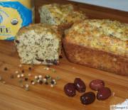 Savory Olive-Zucchini Loaf