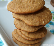 Grain-Free Almond Butter Banana Cookies