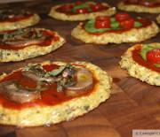 Paleo Pizzettes