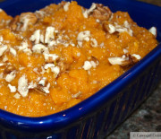 Nutty Butternut Squash Mash (paleo and gluten free)