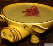 Broccoli and Bacon Soup