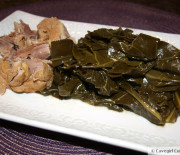 Collards and Ham Hock