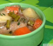 O'Cavegirl's Irish Stew