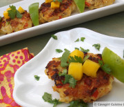 Curried Shrimp Cakes