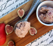 Fig & Pear Ice Cream