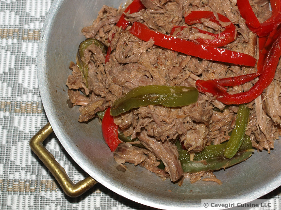Italian Beef and Peppers