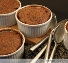 Chocolate-Orange Souffles