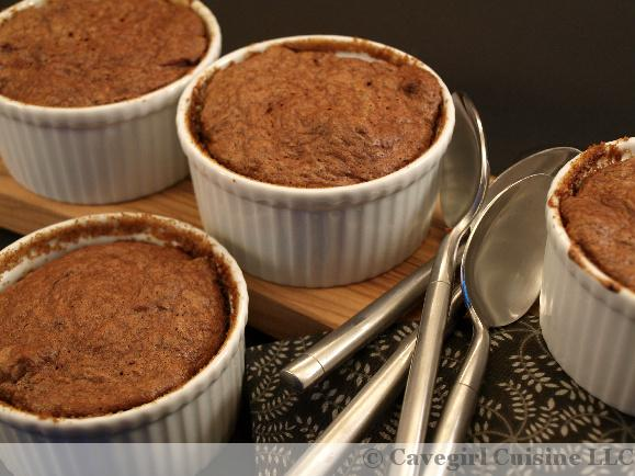 Chocolate-Orange Souffle