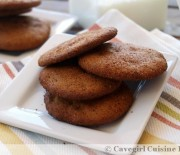 Grainfree Gingersnaps