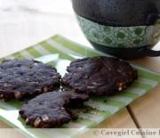 Mocha Almond Cookies
