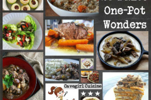 20 Paleo One-Pot Wonders