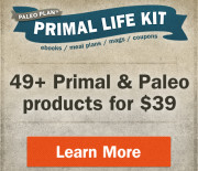 Primal Life Kit ~ April 21st – April 28th Only!