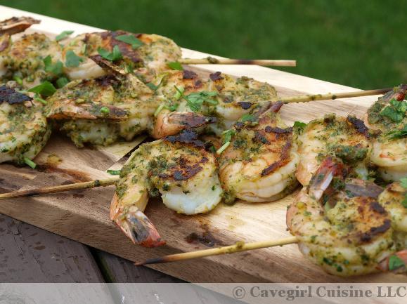 Shiso Shrimpy!