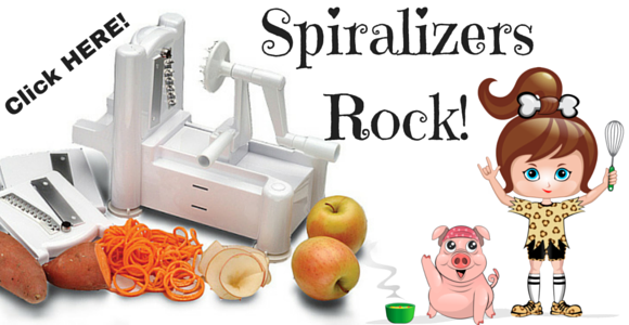 Spiralizers Rock!