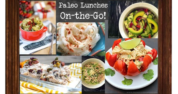 Round-Up: Paleo Cold Lunches To-Go!