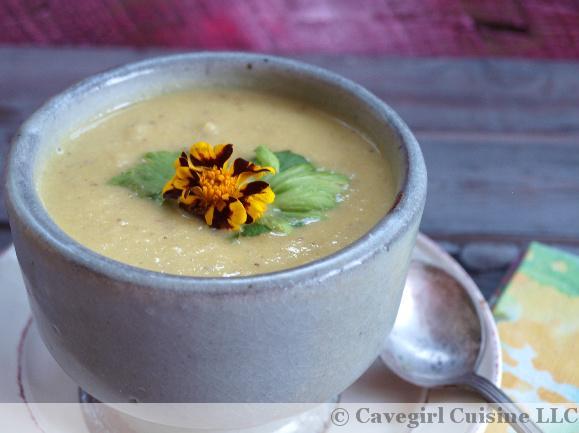 Celery Soup (paleo soup)