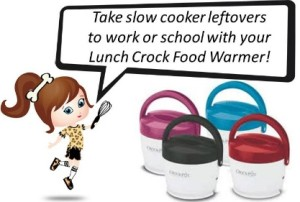 Lunch Crock Food Warmer Ad