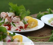 Shrimp and Scallop Ceviche