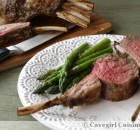Spicy-Minty Rack of Lamb