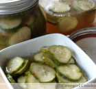 Sweet & Sour Refrigerator Pickles