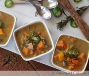 Duck and Butternut Squash Stew