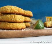 Margarita Cookies (paleo cookies)