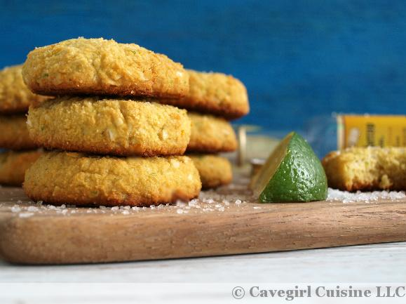 Margarita Cookies