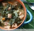 Good Ole' Southern Potlikker Soup