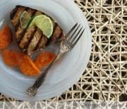 Asian Swordfish for One (paleo & gluten-free)
