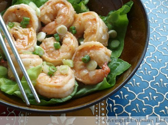 Cavegirl's Bangin' Shrimp! (paleo bang bang shrimp)