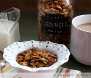 Paleo Granola (Paleo Eats Cookbook by Kelly Bejelly)