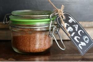 Homemade Taco Spice (gluten-free & paleo taco seasoning)
