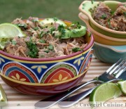 Tequila Carnitas (The Frugal Paleo Cookbook)