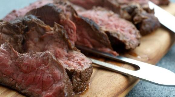 SousVide Cowboy Steak