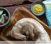Simple Baked Rabbit in the Oven