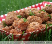 Sneaky Meatballs for Picky Eaters