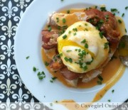 Grain-Free Kentucky Hot Brown Benedict