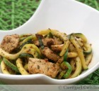 Chicken Pesto Zucchini (from One-Pot Paleo by Paleo Foodie Kitchen)