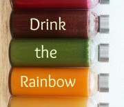 Drink the Rainbow ~ 5 Juicing Recipes