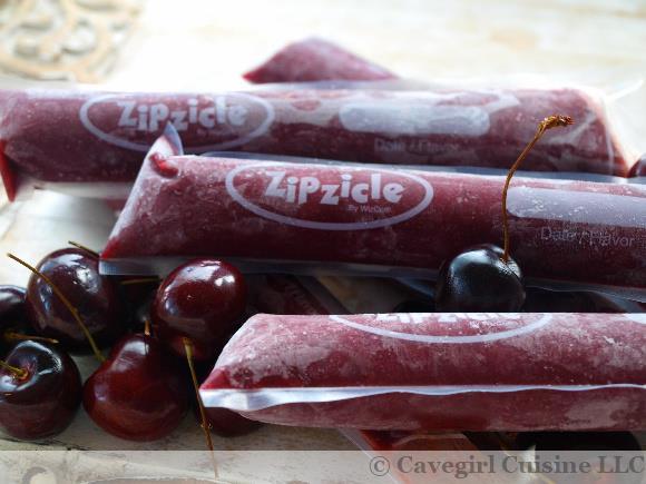 Cherry Bomb Zipzicles