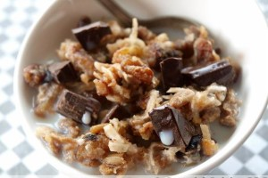 Nutty Chai Cereal