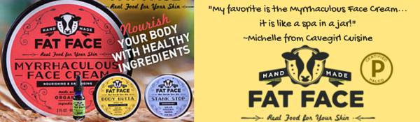fat face banner