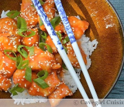 Sweet and Sour Chicken from Paleo Takeout