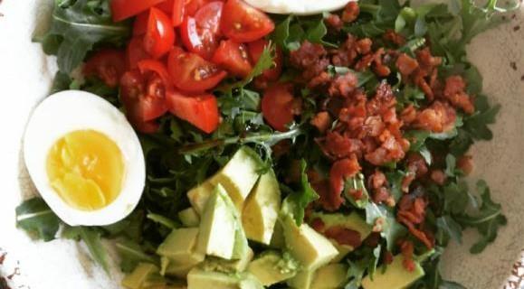 The BELTA Salad (Whole30 compliant)