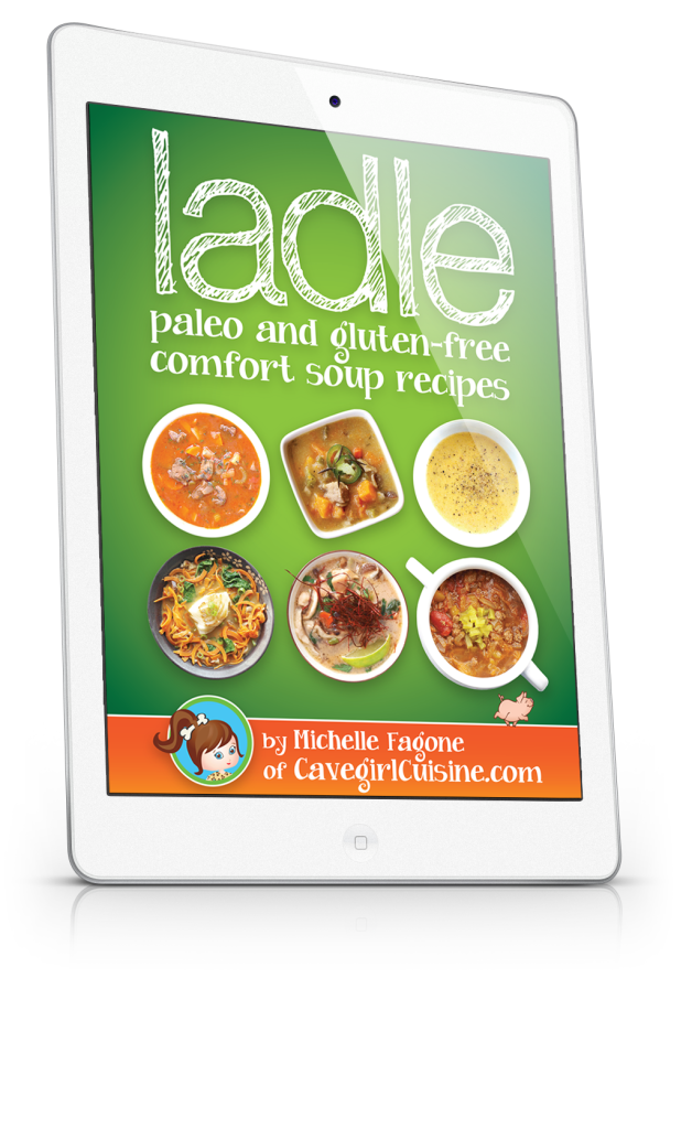 Ladle Comfort Soups eBook