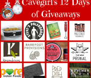 Cavegirl Cuisine's 12 Days of Giveaways!
