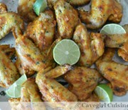 Dairy-Free Tandoori Chicken Wings