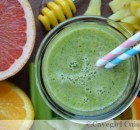 Sunrise Smoothie (from Paleo Green Smoothies)